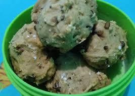 Kue kacang merupakan kue yang enak sebagai teman minum teh. Resep Unggulan Cookies Kacang Hijau Gandum For Diet Resep Masakanku