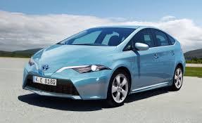 2015 Toyota Prius - Top 10 Best Gas Mileage Hybrid Cars 2014 ...