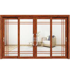 interior decorative sliding door