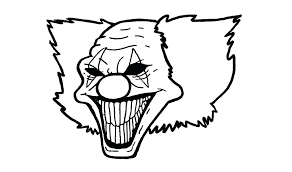 Circus Coloring Sheets For Toddlers Clown Pages Adults Free