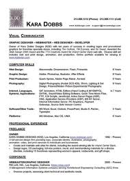 Web Design Resume Fascinating How To Create A Great Web Designer R Sum And CV Smashing Magazine