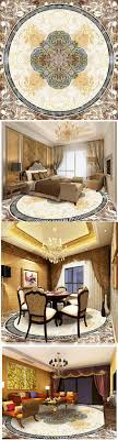 Imperial Home Decor Group Wallpaper Photo Wallpaper Mural Floor Bohemian Style Marble Floor Pvc