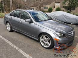 My current car, an audi s4, has a very short name. 2013 Mercedes Benz C250 Amg Sport