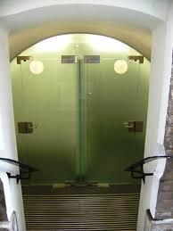 bespoke arch entrance system