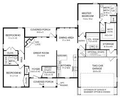 1600 sq ft house plans. first floor plan of cape cod ranch traditional house 59057. find this pin and more on 1600 square foot sq ft plans n