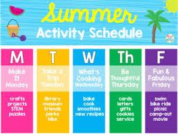 Daily Checklist Planner Editable Summer Schedule Weekly Planner Daily Checklist Bucket List