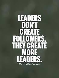 Bad Leadership Quotes