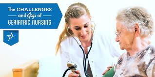 Geriatric Nursing The Geriatric Nursing Profession At A Glance