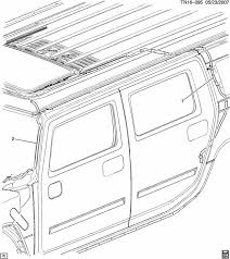 hummer h2 mirror wiring diagram hummer discover your wiring hummer h3 sunroof drain diagram
