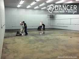 polished concrete floors cost cement floor cleaner