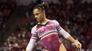 vault gymnastics gif. Two Sooners Honored By Big 12 Vault Gymnastics Gif