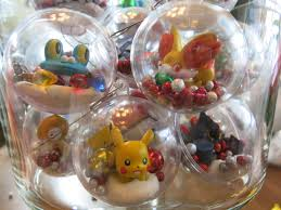 DIY Pokemon Christmas Decorations - Cindy Kohler