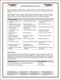 Resume Format For Freshers Mechanical Engineers Pdf Resume Format