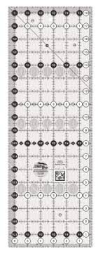 Creative Grids Quilt Ruler 6-1/2in x 18-1/2in CGR18 743285000081 ... & Creative Grids Quilt Ruler 6-1/2in x 18-1/2in CGR18 Adamdwight.com