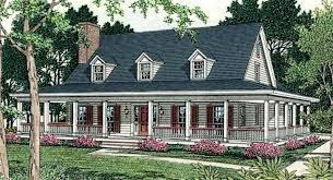 house plans with front porch one story one story house plans with front and back porch