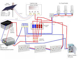 solar shed project wiring diagram forums