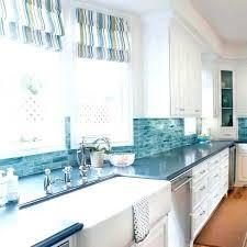 blue glass backsplash tiles awesome turquoise kitchen kitchen ideas turquoise coastal turquoise kitchen tiles turquoise glass