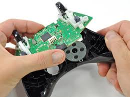 xbox 360 wireless controller repair ifixit xbox 360 wireless controller logic board replacement