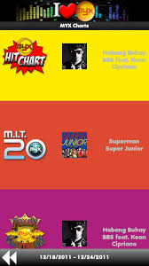 Push And Myx Apps Now Available On Android Starmometer