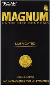 magnum xl size trojan magnum lubricated condom large size 12 count price review