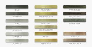 Platings What Is Your Favorit Color