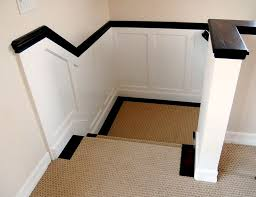 carpet stair skirt trim