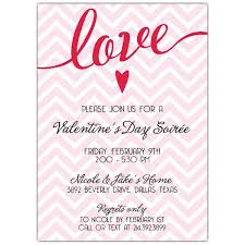 valentines party invitations day of love valentine party invitations paperstyle
