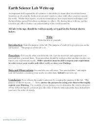College Report Title Page Chemistry Laboratory Reports Biology Lab Report Title Page Example