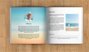 Membership Booklet Template 19 Funeral Booklet Templates Psd Ai Vector Eps Free