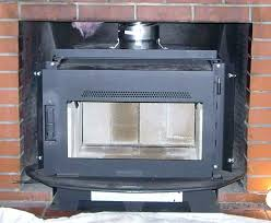 wood ng insert for prefab fireplace inserts can i put a prefabricated gas burning