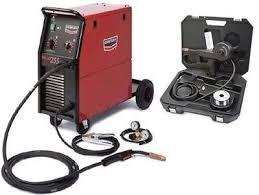 miller millermatic 211 mig welder advanced as and running century lincoln k2783 1 wire feed mig welder 255 amp w spool gun kit k2532