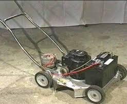 homemade generator. A Completed Homemade Generator O