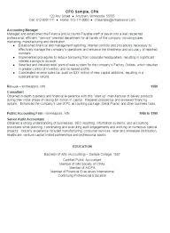 Cfo Sample Resume 3 A Sample Resume Sample Cfo Resume Profiles ...