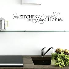 kitchen stickers flipkart the is heart of home wall sticker