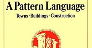 Pattern Language Simple A Pattern Language Is The Most Calming Book I've Ever Read
