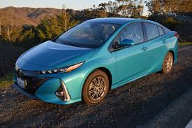 2017 Toyota Prius Prime Advanced Review   Car Reviews and news at ...