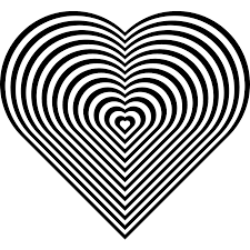 Small Picture Hearts With Wings Coloring Pages Coloring Page Of Hearts Coloring