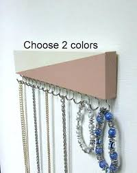 wall earring organizer necklace holder storage stud best w