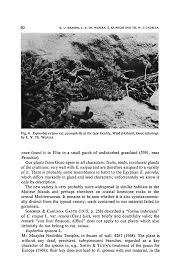 Floristic and Cytotaxonomic notes on the flora of the Maltese Islands