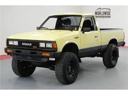 1985 Nissan Pickup for Sale | ClassicCars.com | CC-1099412