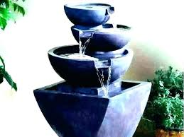 where to battery operated outdoor water fountains tabletop fountain copper