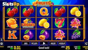 fruits evolution hd world match slots