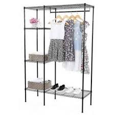Powder Coating Rack 100x100xH100 Threetier Powder Coating Garment Rack Hanger eBay 94