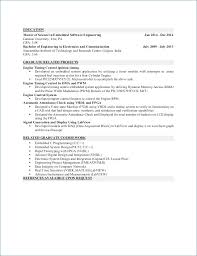 Fpga Design Engineer Resume Resume Layout Com