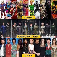The new superhero group film stars angelina jolie, salma hayek, richard madden, and kumail nanjiani. Salma Hayek Unveils Her Version Of Eternals Trailer Social News Xyz