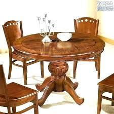 solid wood round dining table solid wood round table style classic solid wood dining round table