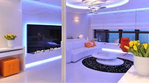 Futuristic Living Room Futuristic Apartment Living Room Binnenschiffecom