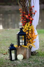 Outdoor Decorating For Fall The Colorful Outdoor Fall Decorating Ideas The Latest Home Decor