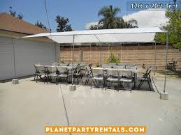 4 vannuys party tent rentals cheap