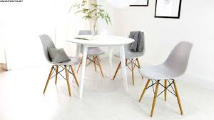 dining room ways round white dining table and chairs pictures round white dining table